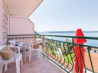 Awesome home in Zivogosce w/ WiFi and 1 Bedrooms