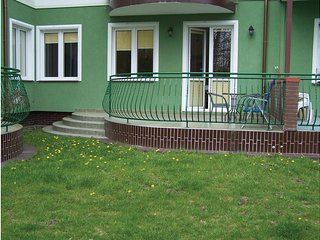 Stunning home in Kolobrzeg w/ WiFi and 1 Bedrooms