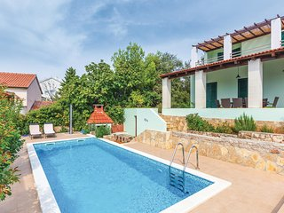 Amazing home in Rogoznica w/ WiFi, 4 Bedrooms and Outdoor swimming pool