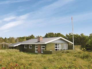 Awesome home in Løkken w/ WiFi and 3 Bedrooms (D7511)