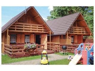 Amazing home in Jaroslawiec w/ WiFi and 2 Bedrooms