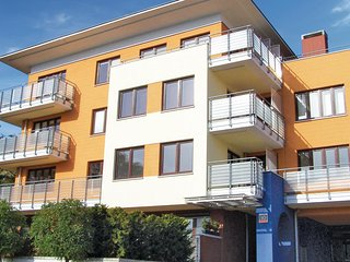 Awesome home in Kolobrzeg w/ WiFi and 1 Bedrooms