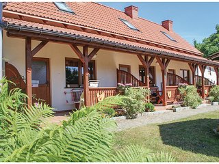 Stunning home in Kolczewo w/ WiFi and 1 Bedrooms