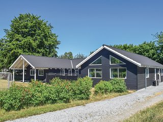 Awesome home in Tranekær w/ Sauna, WiFi and 8 Bedrooms (G10640)
