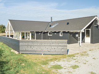 Awesome home in Lokken w/ Sauna, WiFi and 4 Bedrooms