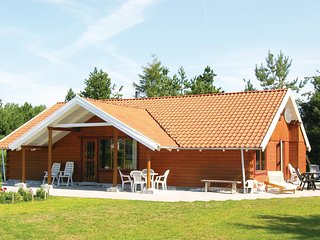 Awesome home in Orsted w/ Sauna, WiFi and 4 Bedrooms