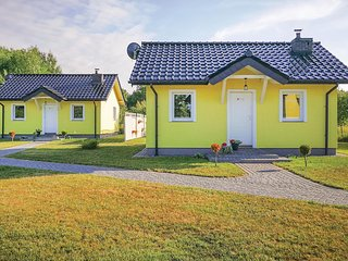 Nice home in Dabki w/ 2 Bedrooms and WiFi