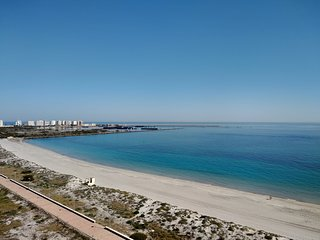 Outstanding Seafront Penthouse With Mediterranean And Mar Menor Sea Views