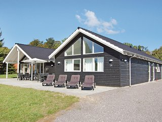 Awesome home in Tranekær w/ Sauna, WiFi and 7 Bedrooms (G10790)