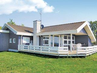 Stunning home in Svendborg w/ Sauna and 3 Bedrooms