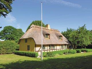 Beautiful home in Tranekaer w/ 2 Bedrooms
