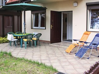 Stunning home in Pobierowo w/ WiFi and 1 Bedrooms