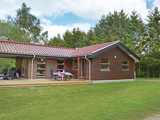 Stunning home in Silkeborg w/ WiFi and 3 Bedrooms