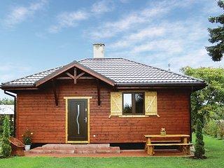 Beautiful home in Darlowo w/ WiFi and 2 Bedrooms
