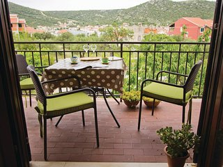Nice home in Vinisce w/ WiFi and 1 Bedrooms