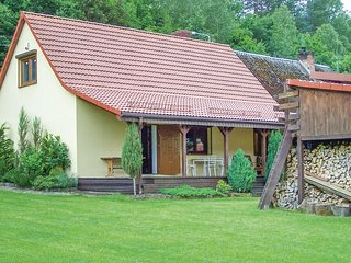 Awesome home in Krzynia w/ WiFi and 2 Bedrooms