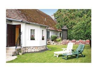 Nice home in Retowo 4 w/ 1 Bedrooms (PPO575)