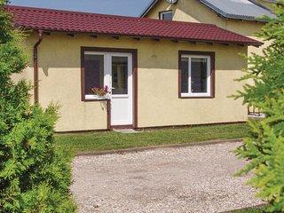 Beautiful home in Wierzchucino w/ 1 Bedrooms