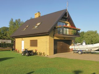 Nice home in Nowe Warpno w/ WiFi and 0 Bedrooms