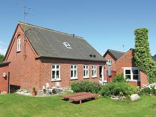 Nice home in Bagenkop w/ WiFi and 3 Bedrooms