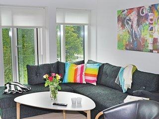 Nice home in Aarhus C w/ WiFi and 1 Bedrooms