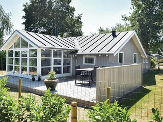 Stunning home in Juelsminde w/ WiFi and 3 Bedrooms