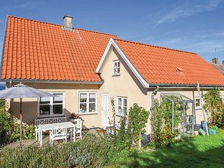 Amazing home in Tranekær w/ WiFi and 1 Bedrooms (G10941)