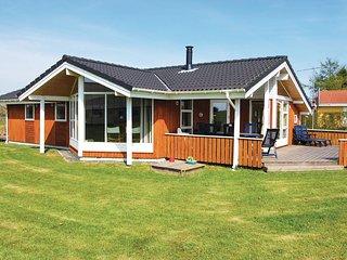 Beautiful home in Borkop w/ Sauna, WiFi and 3 Bedrooms