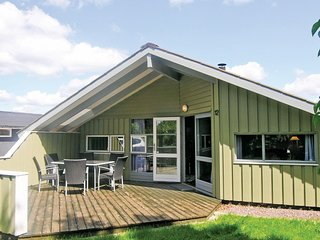 Awesome home in Kirke Hyllinge w/ Sauna, WiFi and 3 Bedrooms (G3055)