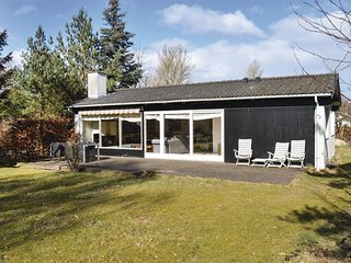 Beautiful home in Jægerspris w/ WiFi and 3 Bedrooms (G3075)