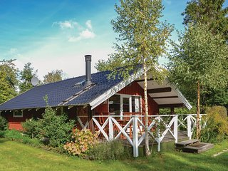 Amazing home in Jægerspris w/ WiFi and 3 Bedrooms (G3085)