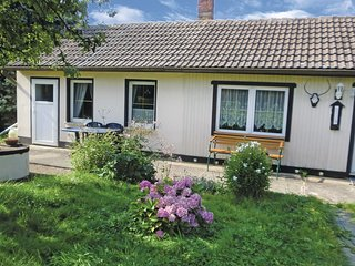Awesome home in Harzgerode/Dankerode w/ 2 Bedrooms