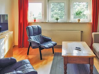 Awesome home in Sankt Andreasberg w/ WiFi and 2 Bedrooms