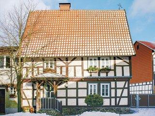 Amazing home in Harzgerode/Dankerode w/ WiFi and 3 Bedrooms
