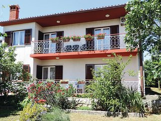 Awesome home in Labin w/ WiFi and 3 Bedrooms