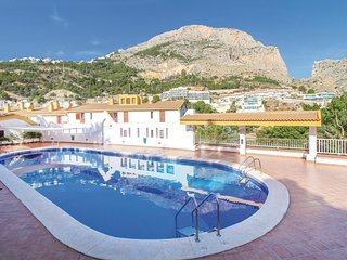 Beautiful home in Altea w/ 0 Bedrooms and Outdoor swimming pool