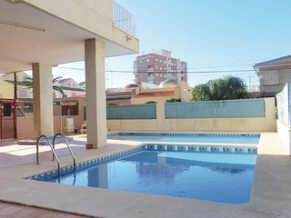 Nice home in Torrevieja w/ WiFi, 2 Bedrooms and Outdoor swimming pool (EBI122)
