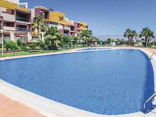 Stunning home in Orihuela w/ WiFi, Outdoor swimming pool and 2 Bedrooms
