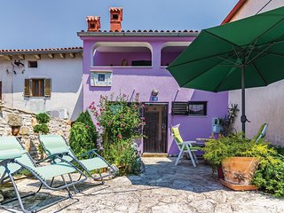 Stunning home in Selo Rakalj w/ WiFi and 2 Bedrooms