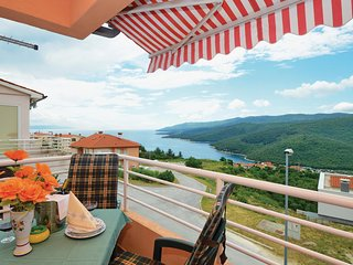 Awesome home in Rabac w/ WiFi and 1 Bedrooms (CIK589)