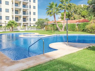 Beautiful home in El Campello w/ 2 Bedrooms