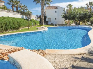 Beautiful home in Orihuela w/ 2 Bedrooms (EBL335)