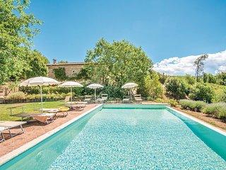 Vakantie in een voormalige hooischuur in het groene Toscane