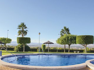 Amazing home in Santa Pola w/ 2 Bedrooms and WiFi