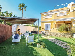 Beautiful home in Orihuela Costa w/ 3 Bedrooms