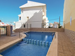Beautiful home in Torrevieja w/ WiFi and 2 Bedrooms