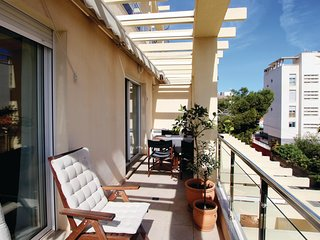 Awesome home in El Campello w/ WiFi and 2 Bedrooms