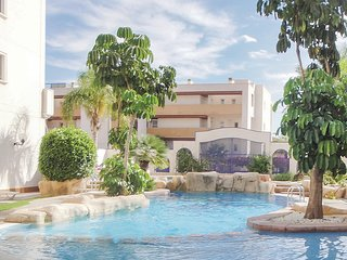 Awesome home in Orihuela Costa w/ 2 Bedrooms (EBL673)
