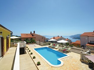 Beautiful home in Rabac w/ WiFi and 3 Bedrooms