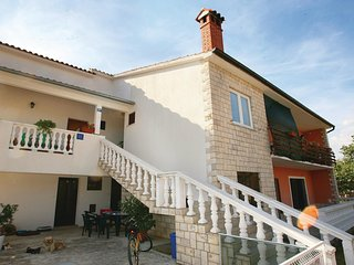 Awesome home in Koromacno w/ WiFi and 1 Bedrooms